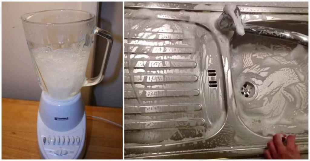 5 tips de limpieza en la cocina que har n tu vida m s for Lavado de manos en la cocina
