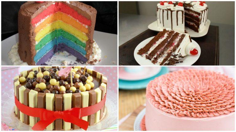 recetas de pasteles para cumpleaos