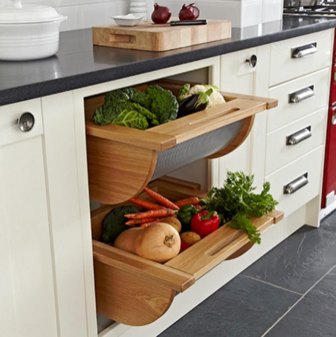 Organiza tu cocina de forma creativa con estos originales - Television cocina ...