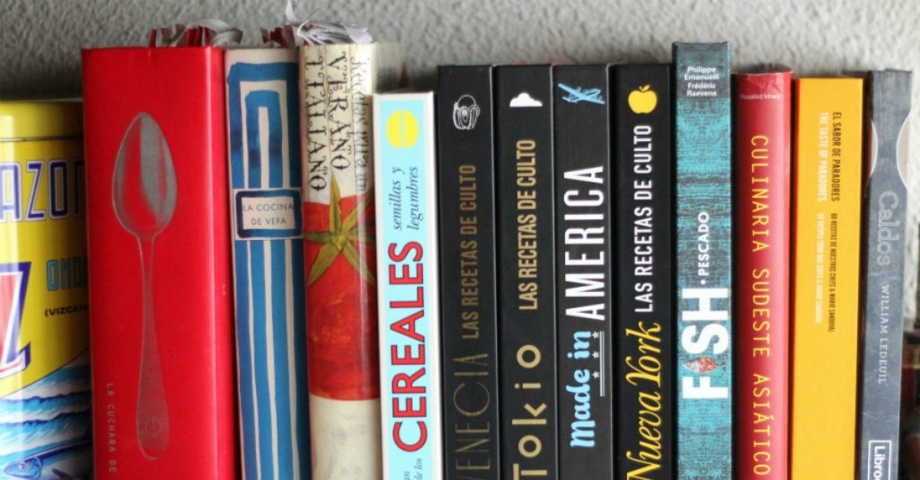Los 11 mejores libros de cocina que deber as tener for Los mejores libros de cocina