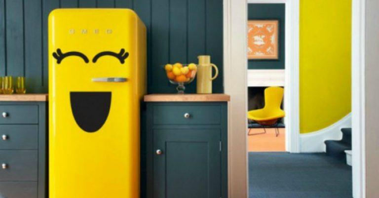 12 Ideas Geniales Para Decorar Tu Refrigerador Y Hacerlo El Centro ...