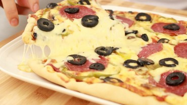 0031 pizza americana - portada