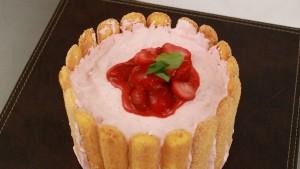 0079 - torta de frutillas - portada