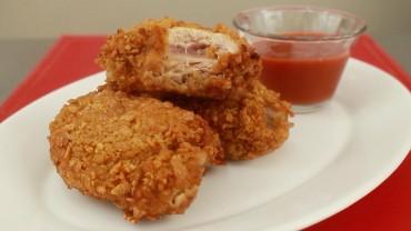 0153 pollo crispy - portada