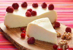 1 - Tarta de queso