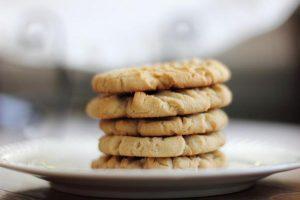 4 -  galletas de vainilla