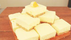 Cheesecake de naranja