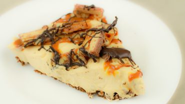 Tarta snickers