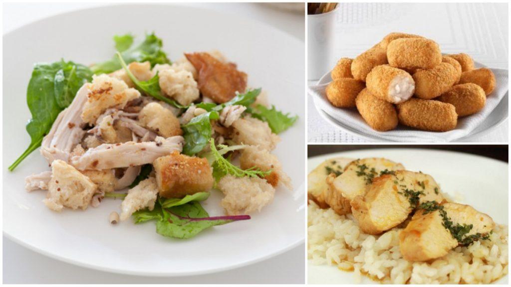 11 sabrosas maneras de cocinar pollo for Maneras de preparar pollo