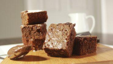 Brownie de nutella - Portada