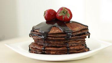 Hotcakes de chocolate - Portada