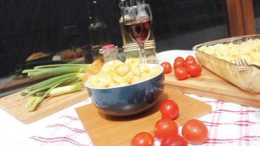 Macarrones con queso - Portada